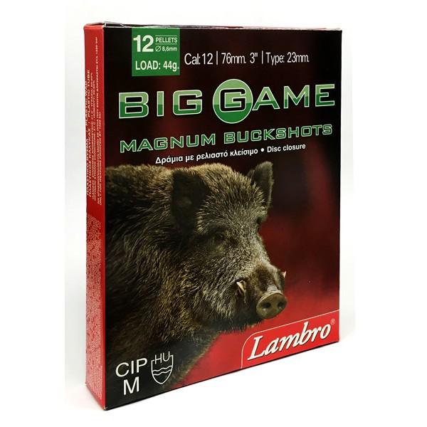 12βολο BIG GAME LAMBRO LAMBRO ΦΥΣΙΓΓΙΑ armania.gr