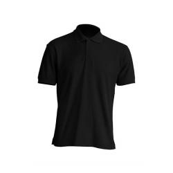 Μπλουζάκι Polo Κοντομάνικο Μαύρο 100%Βαμβάκι Μπλουζάκια – Polo armania.gr
