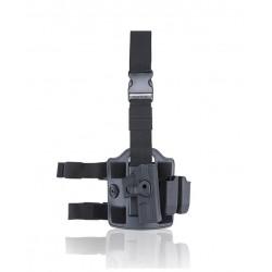 Πιστολοθήκη Μηρού για Glock 19-23-32 της Cytac Θήκες μηρού armania.gr