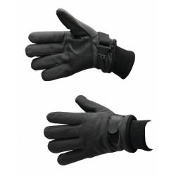 Γαντια Fleece Αδιαβροχα Μαυρα Επιχειρησιακά γάντια armania.gr