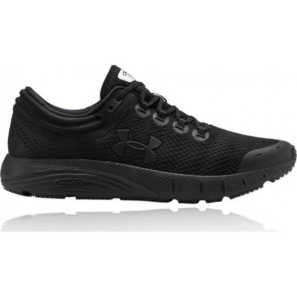 Under Armour Charged Bandit 5 ΜΑΥΡΟ UNDER ARMOUR TACTICAL armania.gr