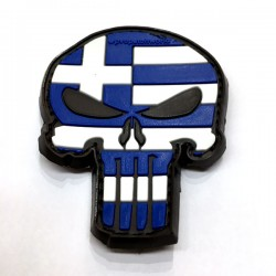 PATCH PUNISHER ΕΛΛΗΝΙΚΗ ΣΗΜΑΙΑ
